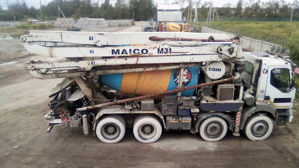 Товарный бетон от производителя в москве мини завода по производству бетона и бетонных смесей